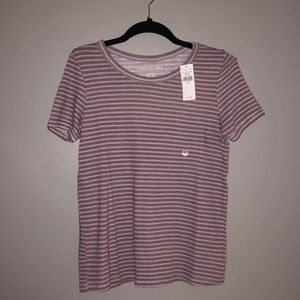 NWT AEO Striped T-shirt